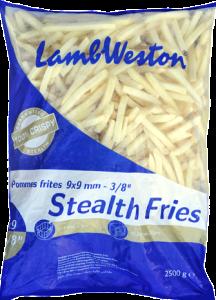 Картофель фри Lamb Weston 9х9 в Екатеринбурге