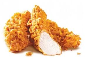 Куриные стрипсы по низким ценам оптом