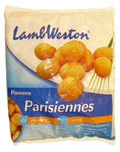 Паризьен молодой картофель Lamb Weston оптом
