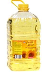 Фритюрный жир высшего качества Sunny Gold в Екатеринбурге