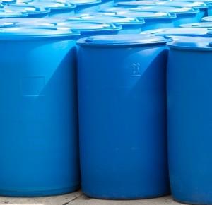 Тара для вывоза и утилизации растительного масла