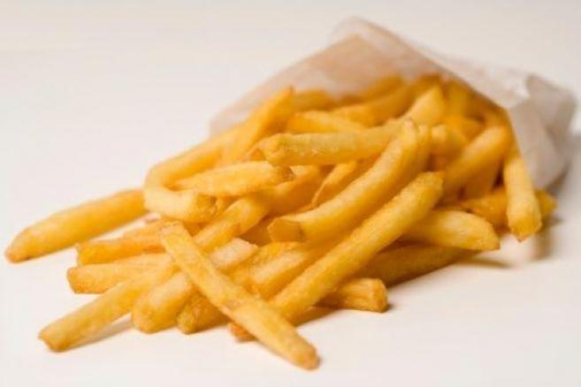 Обжарка картофеля-фри